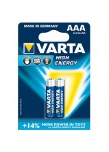 Varta AAA batteries 2pk