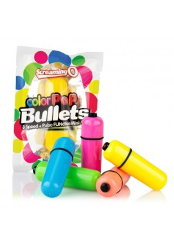 Screaming O - ColorPoP Bullet Pink