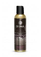 DONA Kissable Massage Oil - 125ml - Chocolate Mousse