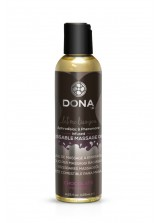 DONA Kissable Massage Oil - 125ml - Chocolate Mousse