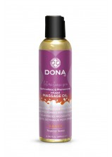 DONA Scented Massage Oil - 125ml - Sassy Tropical Tease