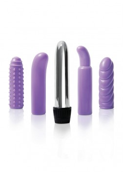Evolved Multi Sleeve Vibrator Kit
