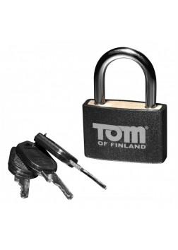 Tom of Finland Metal Lock