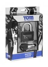 Tom of Finland Metal Lock