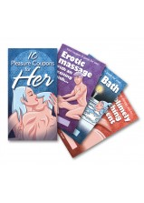 10 Pleasure Coupons For Her
