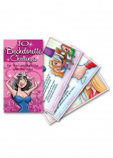 10 Bachelorette Challenges Vouchers