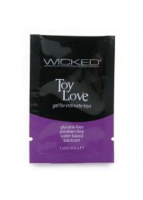 Wicked Toy love Gel for Toys Sachet 3ml