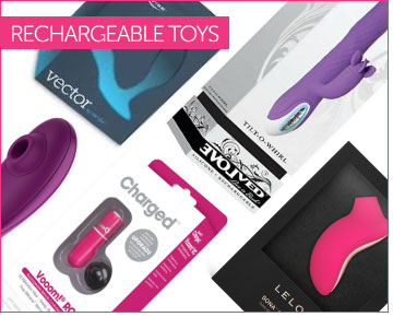 Rechargeable Sex Toys